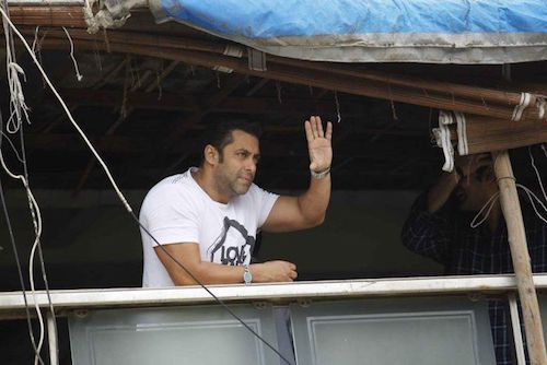Salman Khan Galaxy House