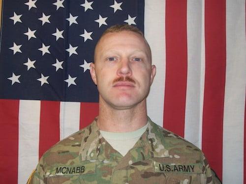 sergeant mustache