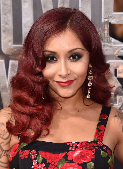 Snooki Hairstyles 30 Photos With Hair Color Ideas