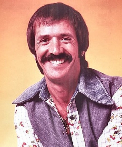 sonny bono mustache