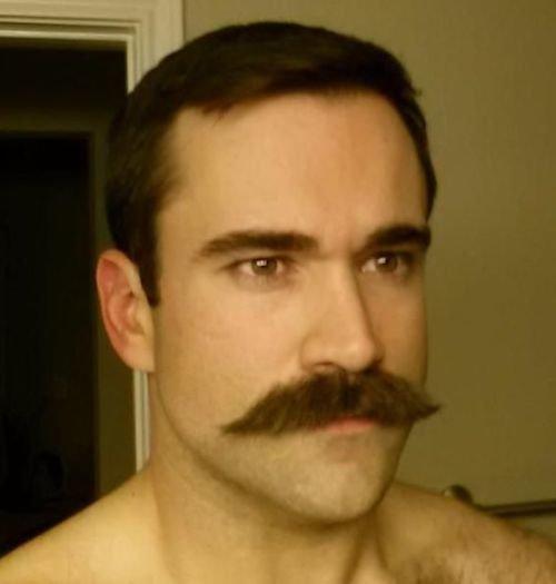 thick hustler mustache