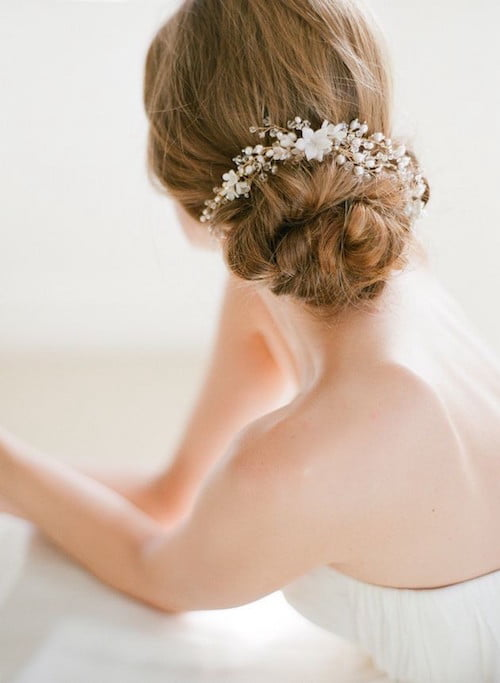 Bridesmaid Hairstyles For Long Hair Side