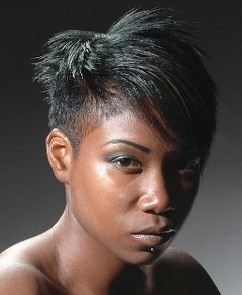 black girl sassy shag