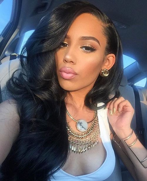 Awe Inspiring 62 Appealing Prom Hairstyles For Black Girls For 2017 Hairstyles For Women Draintrainus
