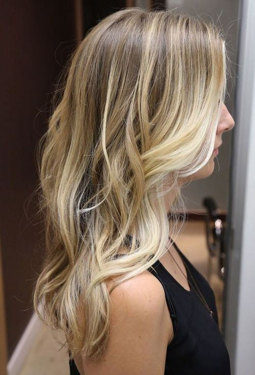 89 of the best hairstyles for fine thin hair for 2017 blonde balayage fine hair urmus Images