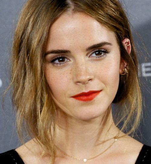 emma watson eyebrows