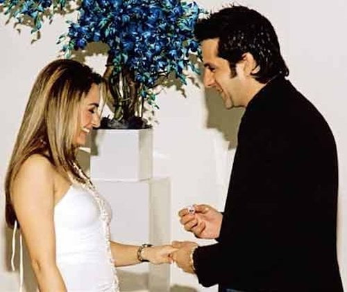 fardeen khan marriage photo