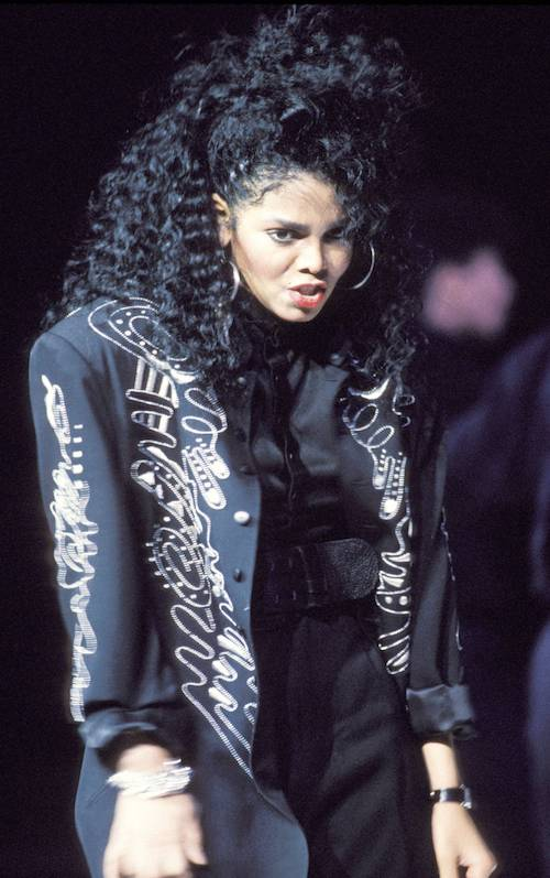 janet jackson hairstyles