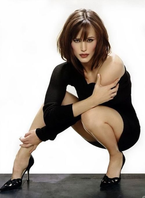 jennifer garner bob haircut