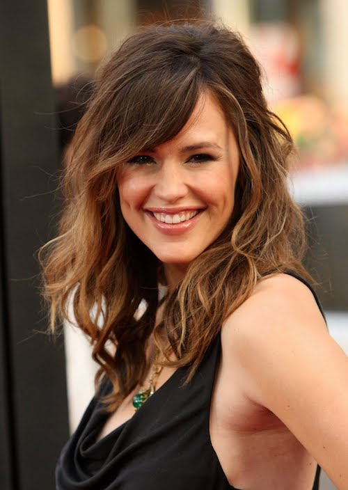 jennifer garner hairstyle