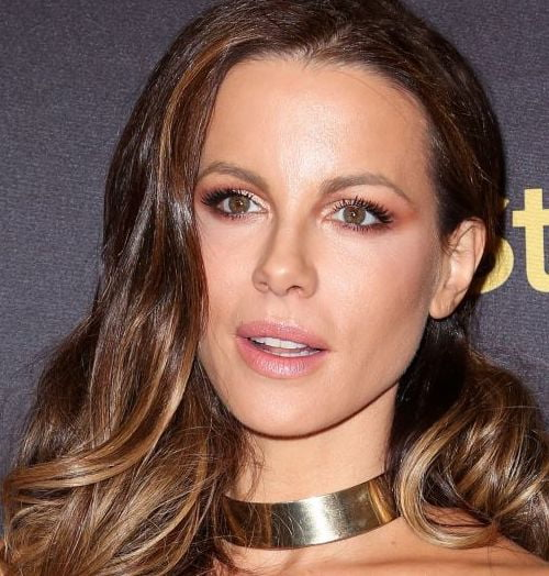 kate beckinsale eyebrows 2017