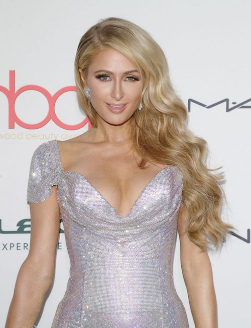 paris hilton beauty awards 2017