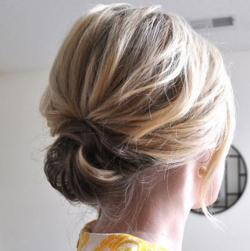 Cute Easy Hairstyles To Do Yourself: 51 Easy Updos For Short Hair To Do Yourself