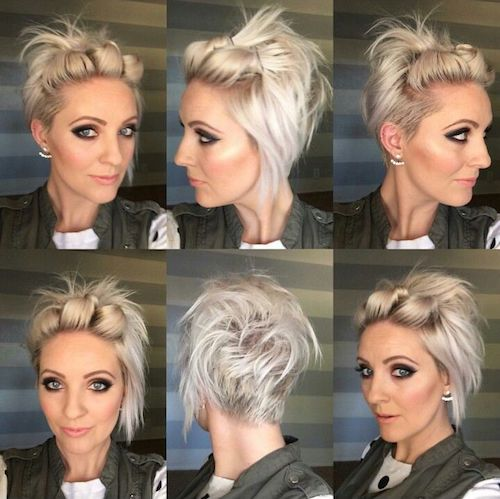 updo for lob cut