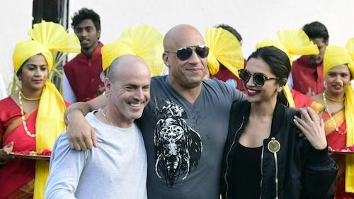 deepika padukone vin diesel xxx movie