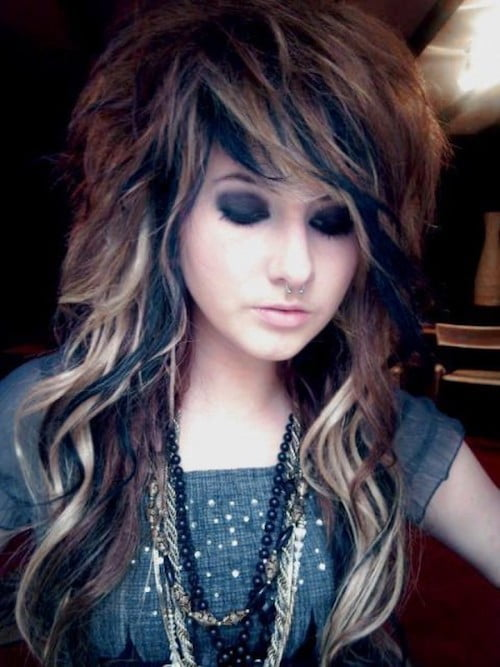 65 Emo Hairstyles For Girls I Bet You Haven T Seen Before
