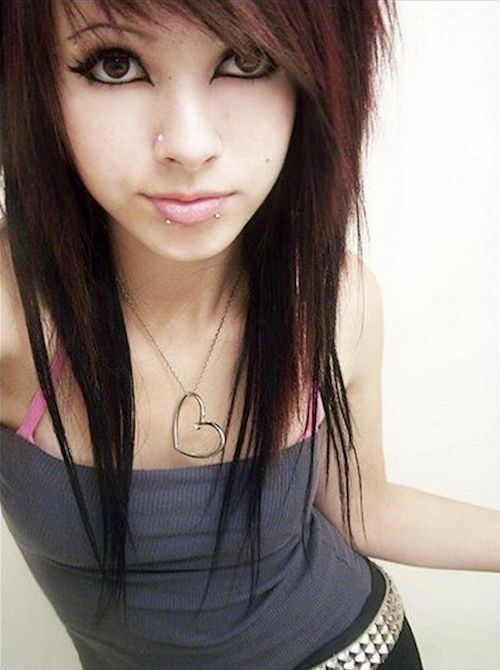 67 Emo Hairstyles For Girls I Bet You Haven T Seen Before