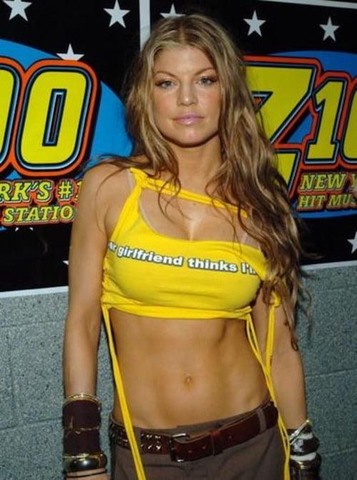 fergie 2004