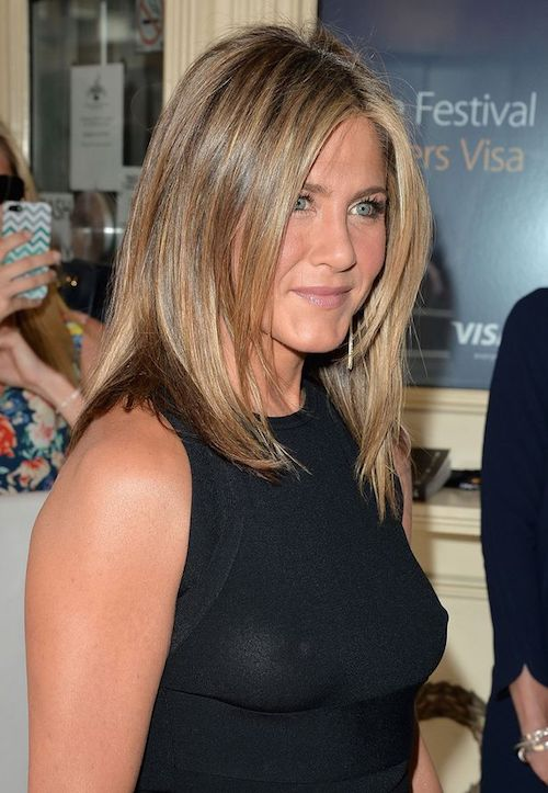 jennifer aniston face 2014