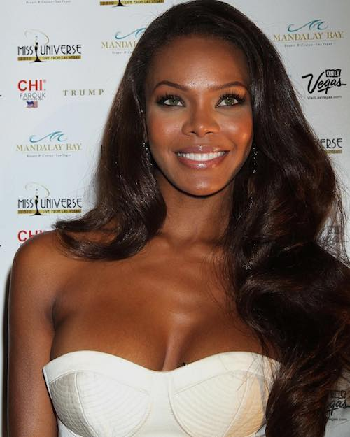 best hair color dark brown skin