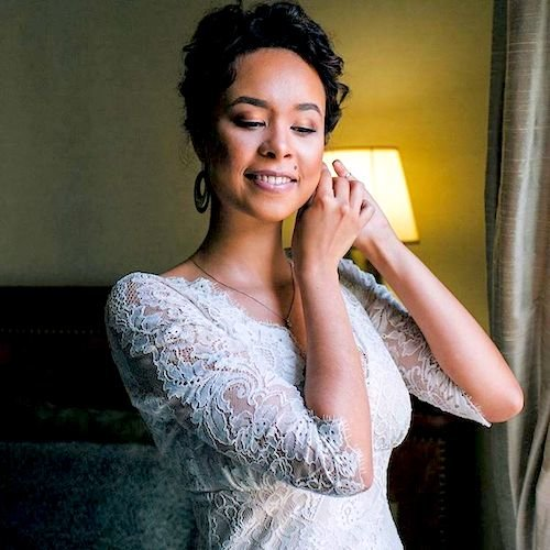 Wedding Updo For Black Hairstyles: 37 Wedding Hairstyles For Black Women To Drool Over 2017
