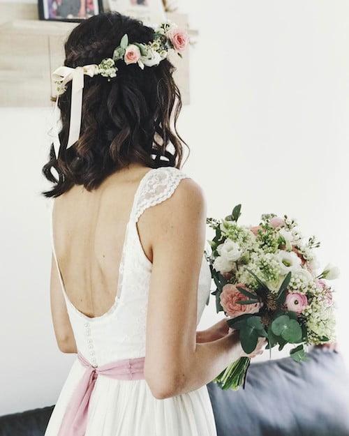 short strands for wedding