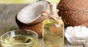 best coconut oil for hair and skin