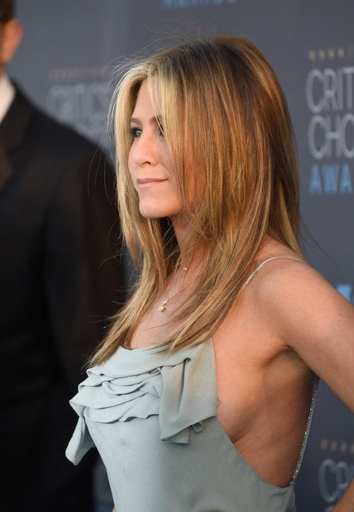 jennifer aniston critics choice