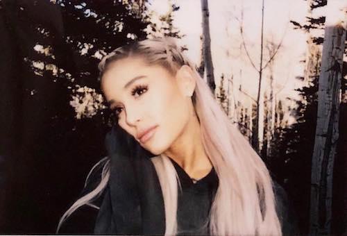 Ariana Grande - December 2017
