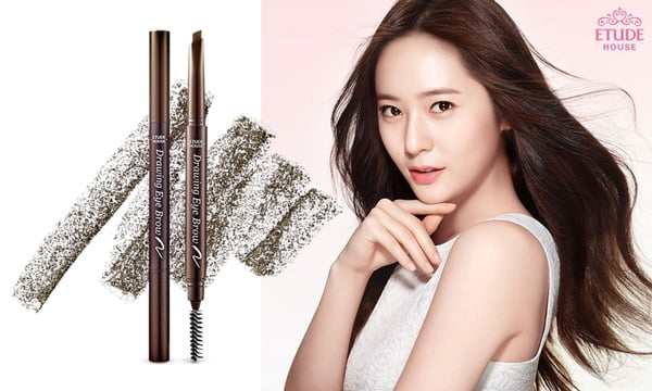 etude house eyebrow pencil for asian brows