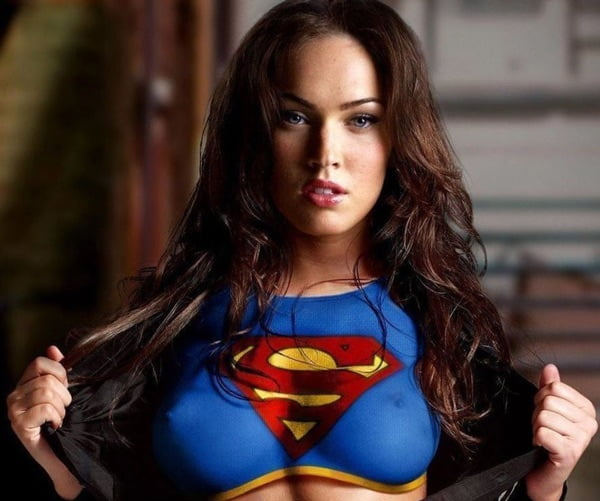 megan fox boobs and nipples before