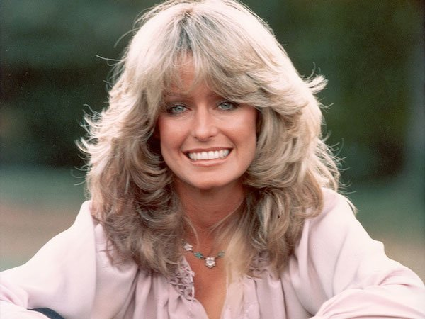 Feather Cut - Farrah Fawcett