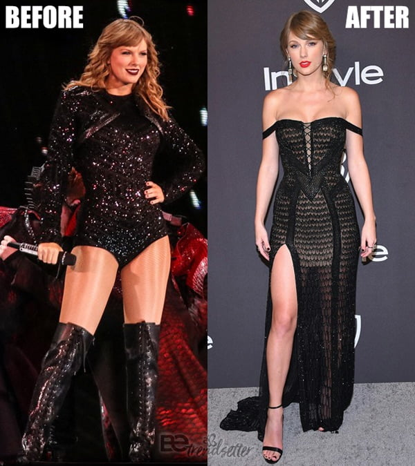 Taylor Swift weight loss