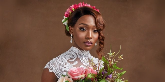 47 Wedding Hairstyles for Black Women To Drool Over 2019