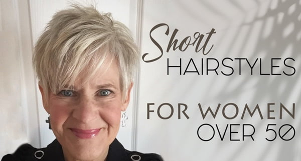 75 Short Hairstyles for Women Over 50. Best \u0026 Easy Haircuts