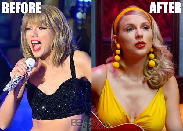Taylor Swift Boobs 2019